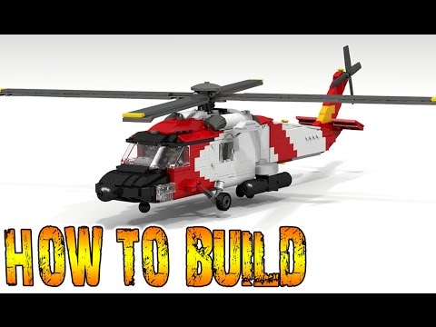 How to Build HH-60 Jayhawk