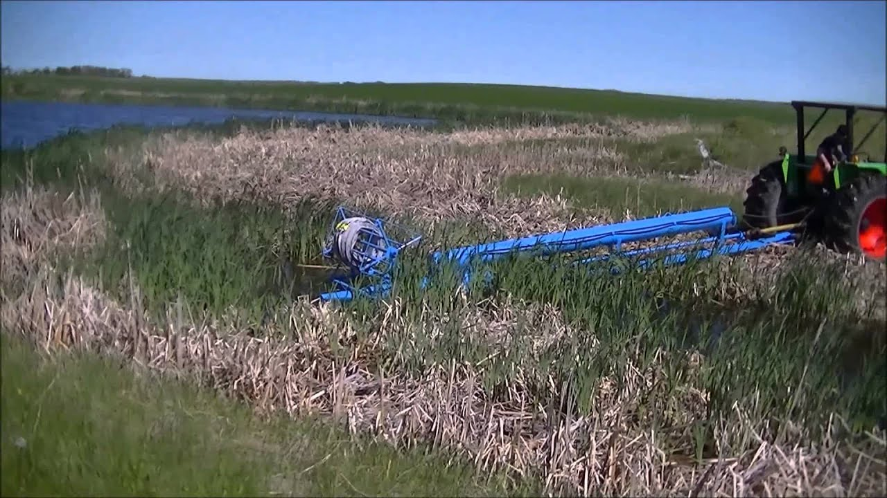 Tractor Pto Driven Water Pump : Pto auger water pump youtube