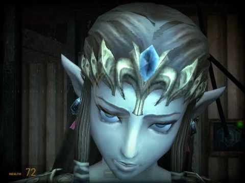 Zelda Alyx Replacement