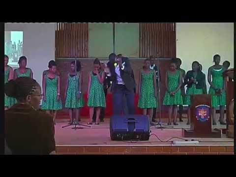 15th May 2016, Sunday Service  in Nkoyoyo Hall at Uganda Christian University.