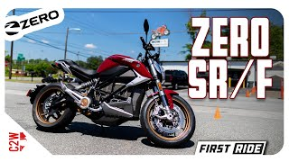 2020 Zero SR/F | First Ride