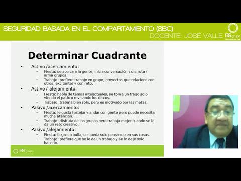 SEGURIDAD BASADA EN EL COMPORTAMIENTO