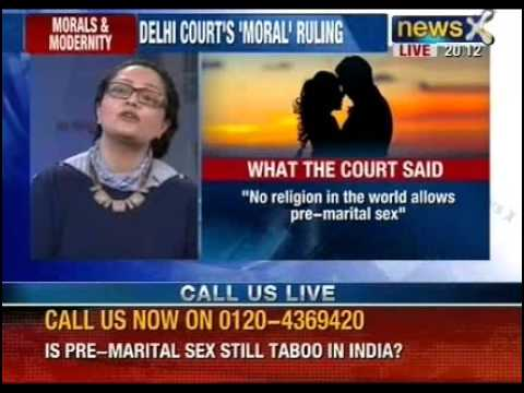Speak out India: Should courts have personal opinions on 'immorality' in sex?