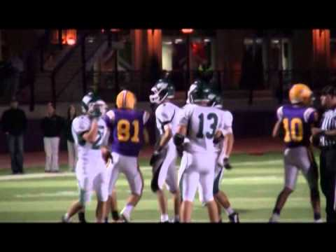 Sample Cretin Derham Hall Football Highlight Reel 2012