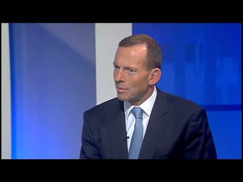 Abbott defends spending cuts