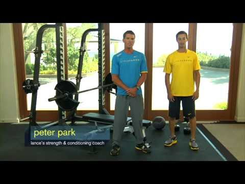 Lance Armstrong: Power Training: The Next Level