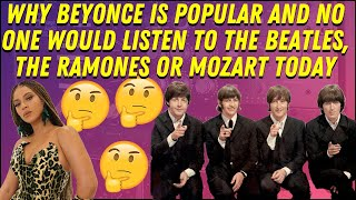 Why Beyonce Has Ten Songwriters On Every Song // HOW MODERN MUSIC HAS EVOLVED