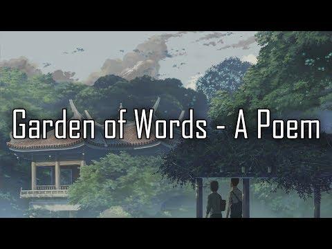 The Garden Of Words - A Collection Of Tankas