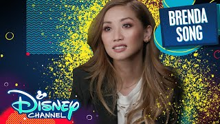 Brenda Song Through the Years | Amphibia | Disney Channel