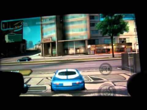 Gangstar Rio: City of Saints iPhone iPod Touch iPad Gameplay Review