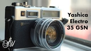 Yashica Electro 35 GSN Video Manual