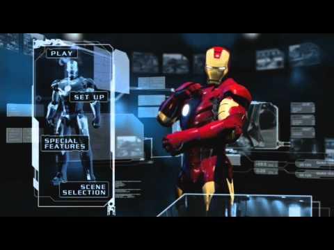 Iron Man Dreamscene