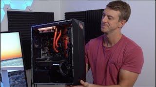 HP OMEN Obelisk Desktop: RTX 2080 ti and i9-9900k!