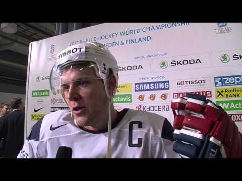 USA v Russia Post Game Comments QF