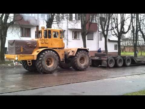 Lecīgs traktors