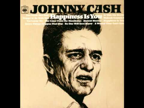 Johnny Cash - A WOUND TIME CAN'T ERASE