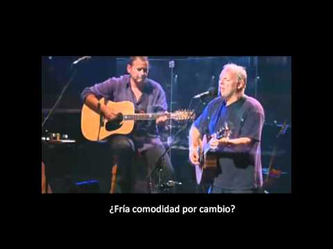 Wish you were here - Pink Floyd - Traducida al español