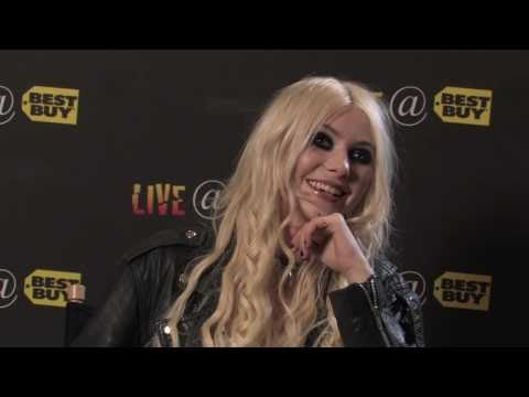 The Pretty Reckless - Interview Music Videos