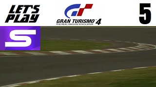 Let's Play Gran Turismo 4 - Part 5 - S License