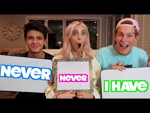 NEVER HAVE I EVER WITH BRENT RIVERA AND BEN AZELART