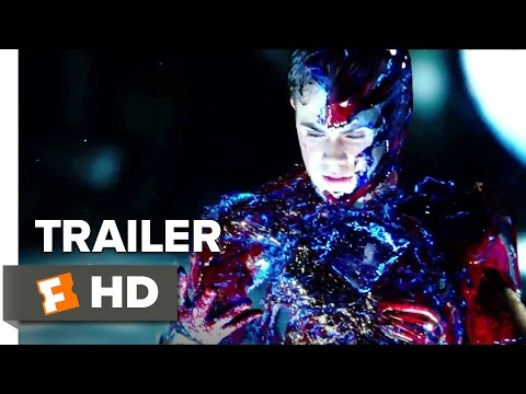 Power Rangers Official International Trailer 1 (2017) - Bryan Cranston Movie