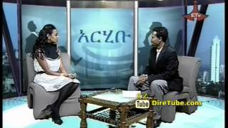 Arhibu Interview With Actress Meron Gethenet Part 1