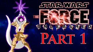 Lord Frieza Plays The Force Unleashed 1