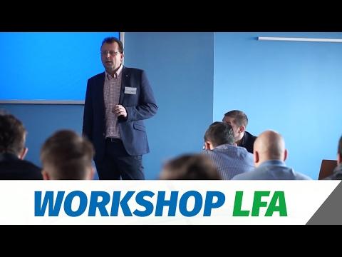 Workshop LFA - Vzdělání marketingových pracovníků