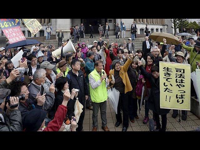 Japon : Non au redémarrage des réacteurs nucléaires