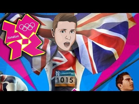 MY FIRST EVER GOLD MEDALS?! | LONDON OLYMPICS 2012