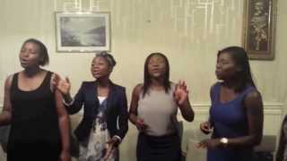 Smile (Jonathan Nelson) & Holy Is Our God (James Fortune) by The Reapers Choir & Leon Dixon