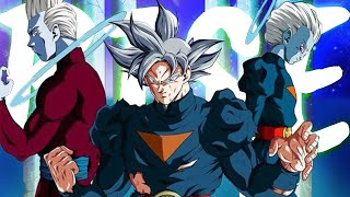 Super Dragon Ball Heroes AMV | RISE