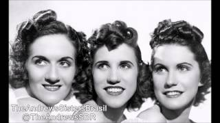 Watch Andrews Sisters Why Talk About Love video