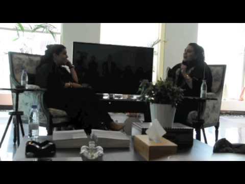 A conversation between Saudi Artist Manal Al Dowayan and Arab News Editor Rima Al Mukhtar.mov