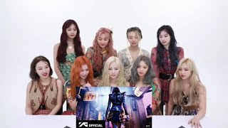 Download lagu TWICE Reaction to LISA - LALISA M/V ( Twice Reacts To Blackpink )