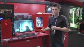 Maingear Powered by ASUS at PAX 2013