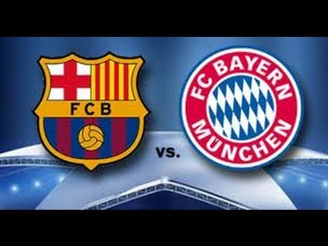 Barcelona V Bayern Munich -- Champions League Semi Final (Predictor Highlights) 30/04/13