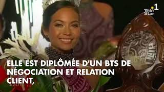 PHOTOS. Miss France 2019 : découvrez Vaimalama Chaves, la sublime Miss Tahiti 2018