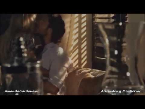 Alejandro y Montserrat - Besame - Lo Que La Vida Me Robó