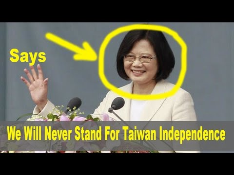 China Says Its People Will Never Stand For Taiwan Independence | News World