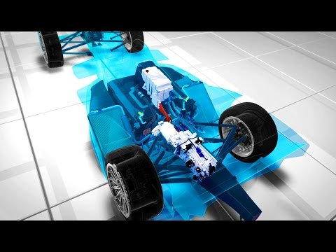 Formula E Season 3 Drivetrain Developments
