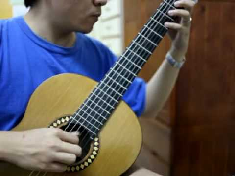 Dionisio Aguado: Rondo in A minor by Mark Lin