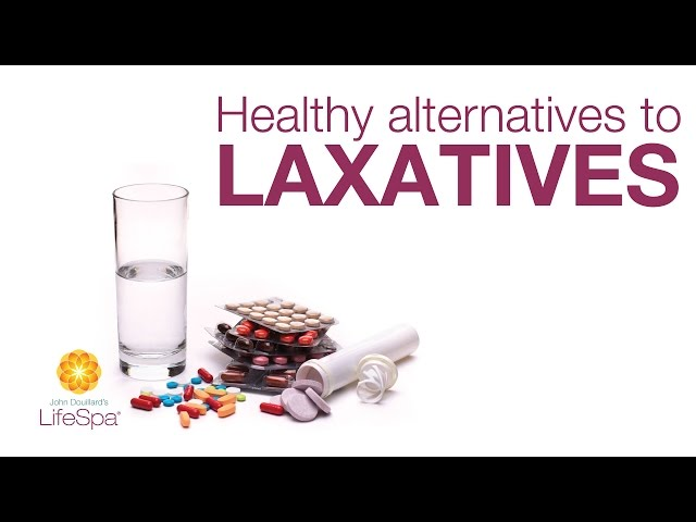 The Scoop on Natural Laxatives