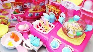 Mainan Anak Masak-masakan - Serving Cooking Pretend Food Toys Koki Cilik