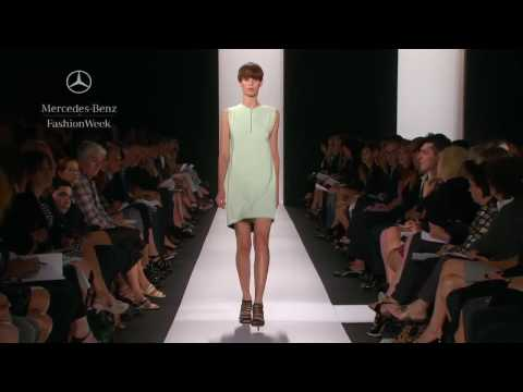 Narciso Rodriguez Spring 2010 runway show, Mercedes-Benz Fashion Week