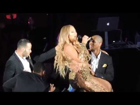 Mariah Carey Live 2017 I'm That Chick / Heartbreaker at Hollywood Bowl