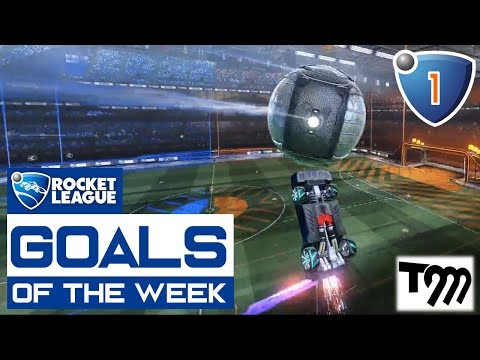 Rocket League - GOALS OF THE WEEK 2018 #1