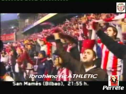  ATHLETIC BILBAO   MEJOR AFICIN Y MAS FIEL  Best Fans & Most Faithful  Aupa