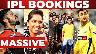 Mumbai Dhan CSK ku Tough'u – Marana Mass IPL Ticket Bookings
