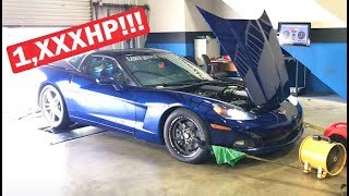 GRANDPA CORVETTE IS DONE + FINAL DYNO NUMBERS!!! *WAY MORE Than Expected!*